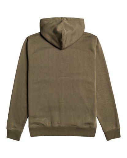 4 Original - Sweat à capuche zippé pour Homme Multicouleurs Z1FL34BIF1 Billabong