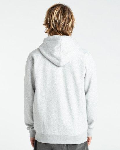 1 Original - Sweat à capuche zippé pour Homme Gris Z1FL34BIF1 Billabong