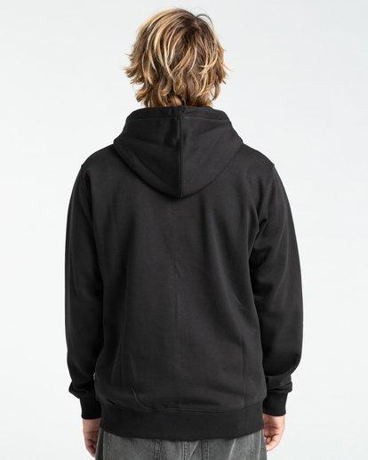 1 Original - Sweat à capuche zippé pour Homme Noir Z1FL34BIF1 Billabong