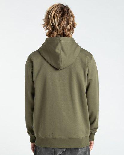 1 Original - Sweat à capuche zippé pour Homme Multicouleurs Z1FL34BIF1 Billabong