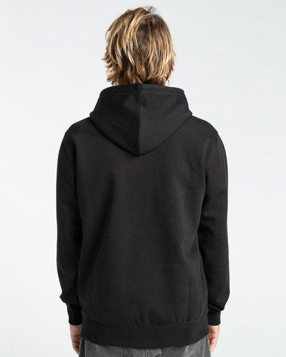 1 Original - Sweat à capuche pour Homme Noir Z1FL35BIF1 Billabong