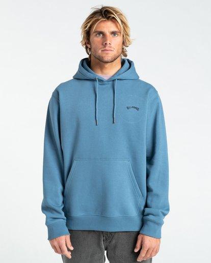 2 Original - Sweat à capuche pour Homme Bleu Z1FL35BIF1 Billabong