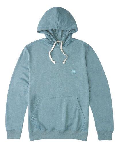 0 All Day - Sweat à capuche pour Homme Bleu Z1FL41BIF1 Billabong