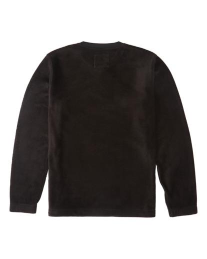 1 Furnace - Fleece für Männer Schwarz Z1FL51BIF1 Billabong