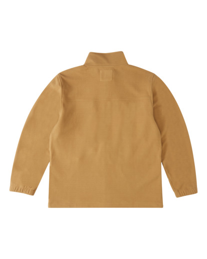 1 Canyon Graphene - Sweatshirt mit Reißverschluss für Männer Braun Z1FL55BIF1 Billabong