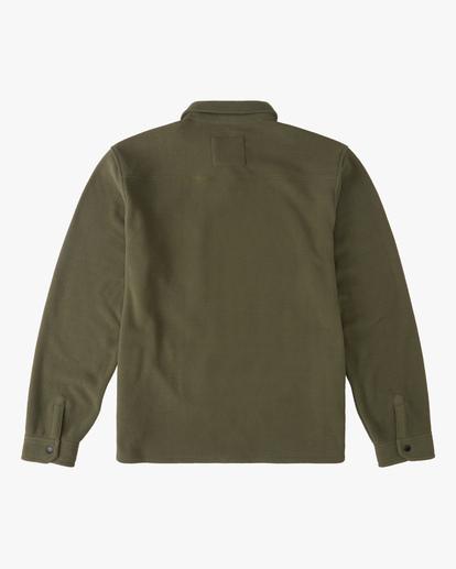 1 Furnace Explorer - Camisa Polar para Hombre Verde Z1FL56BIF1 Billabong