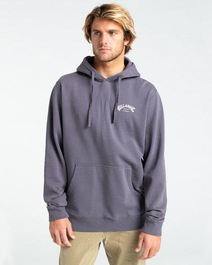 0 Heritage - Hoodie for Men Grey Z1HO06BIF1 Billabong