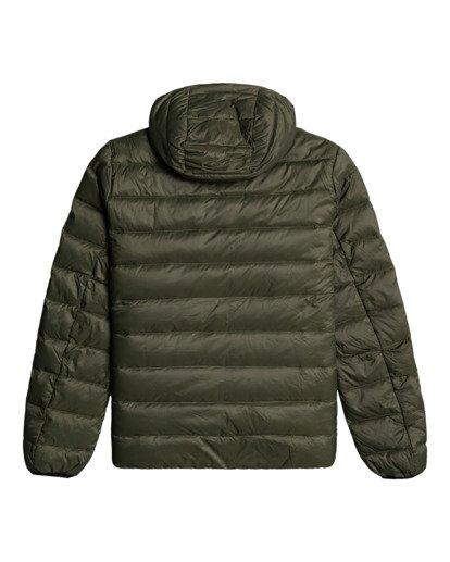 5 Broadpeak Po - Puffer Jacket for Men Green Z1JK31BIF1 Billabong