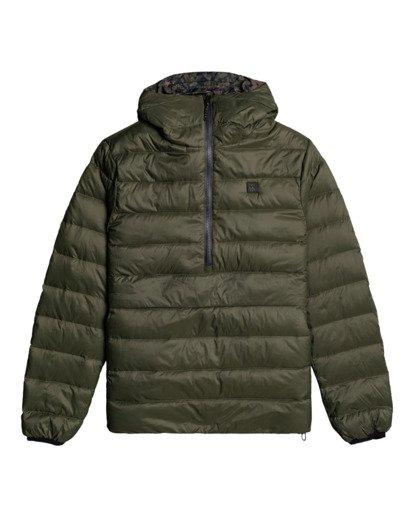 4 Broadpeak Po - Puffer Jacket for Men Green Z1JK31BIF1 Billabong