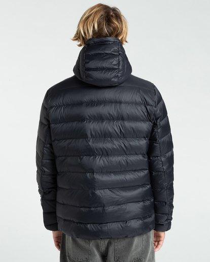 1 Broadpeak Po - Puffer Jacket for Men Black Z1JK31BIF1 Billabong
