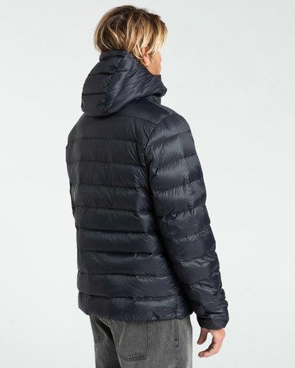 3 Broadpeak Po - Puffer Jacket for Men Black Z1JK31BIF1 Billabong