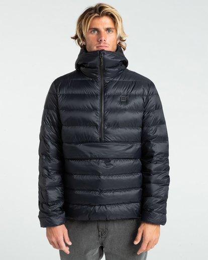 2 Broadpeak Po - Puffer Jacket for Men Black Z1JK31BIF1 Billabong