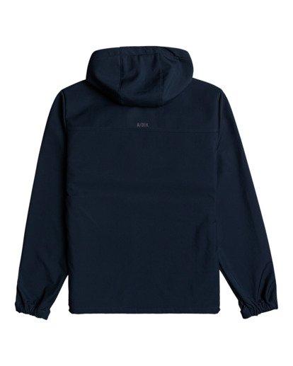 6 Boundary - Wasserabweisende Jacke für Männer Blau Z1JK33BIF1 Billabong