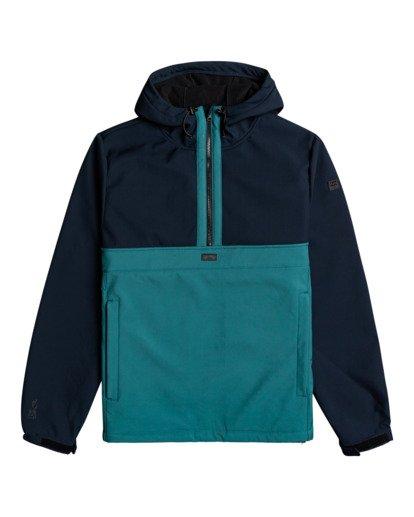 5 Boundary - Wasserabweisende Jacke für Männer Blau Z1JK33BIF1 Billabong