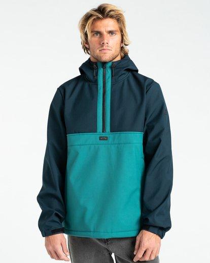 1 Boundary - Wasserabweisende Jacke für Männer Blau Z1JK33BIF1 Billabong