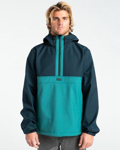 3 Boundary - Wasserabweisende Jacke für Männer Blau Z1JK33BIF1 Billabong