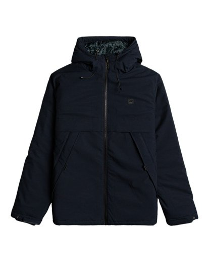 4 Transport Stretch 10K - Waterproof Jacket for Men Black Z1JK36BIF1 Billabong