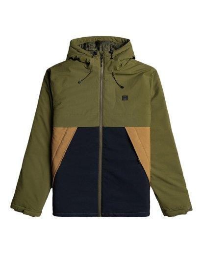 5 Transport Stretch 10K - Wasserdichte Jacke für Männer Mehrfarbig Z1JK36BIF1 Billabong