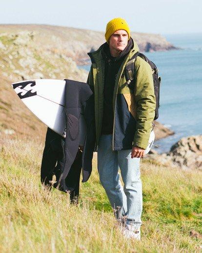 0 Transport Stretch 10K - Wasserdichte Jacke für Männer Mehrfarbig Z1JK36BIF1 Billabong