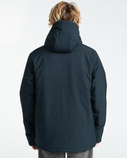 1 Transport Stretch 10K - Waterproof Jacket for Men Black Z1JK36BIF1 Billabong