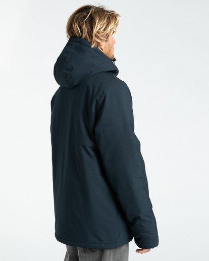 3 Transport Stretch 10K - Waterproof Jacket for Men Black Z1JK36BIF1 Billabong