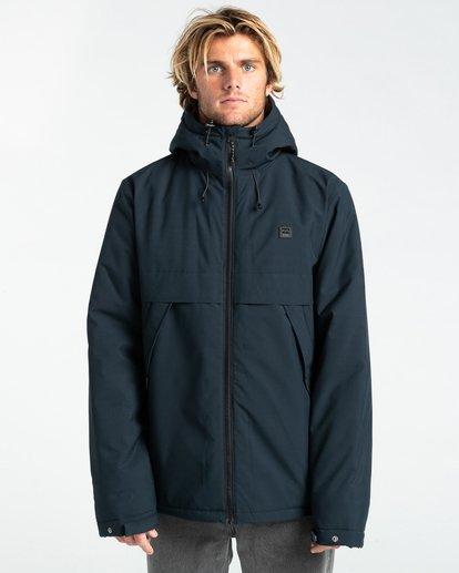 2 Transport Stretch 10K - Waterproof Jacket for Men Black Z1JK36BIF1 Billabong