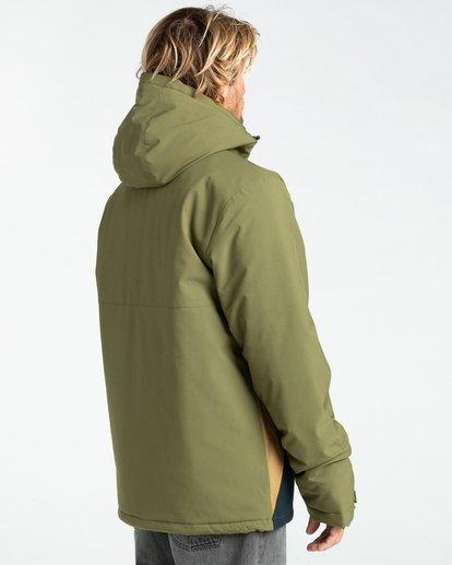 4 Transport Stretch 10K - Wasserdichte Jacke für Männer Mehrfarbig Z1JK36BIF1 Billabong