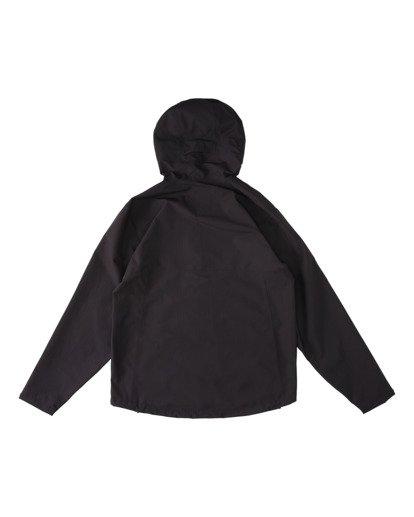 1 Adventure Division Collection Surftrek 10K Graphene - Waterproof Jacket for Men Black Z1JK42BIF1 Billabong