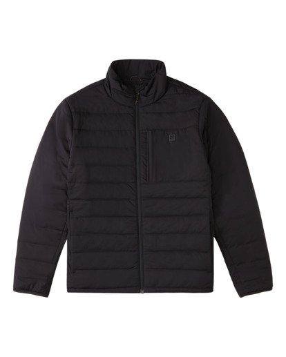 1 Journey Plus - Jacke für Männer Schwarz Z1JK58BIF1 Billabong