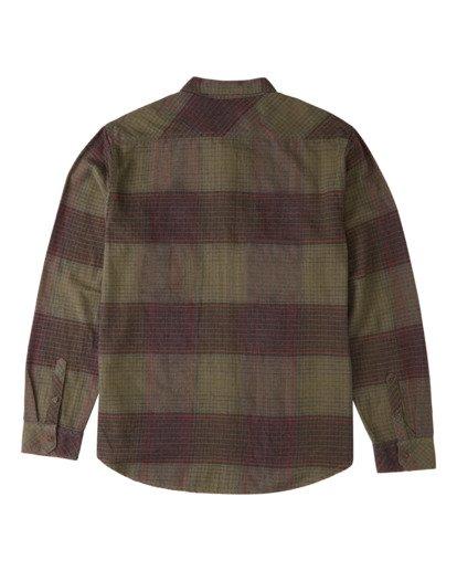 1 Coastline  - Camiseta de franela para Hombre Multicolor Z1SH36BIF1 Billabong