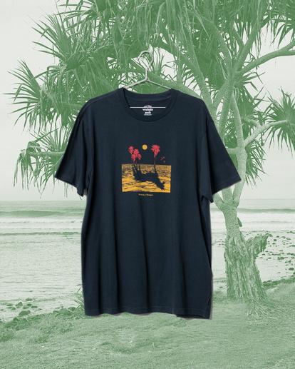 Wrangler Mirage - T-Shirt for Men  Z1SS10BIF1
