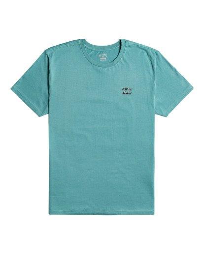 0 Surfreport - Camiseta para Hombre Azul Z1SS36BIF1 Billabong