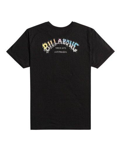 4 Heritage - Camiseta para Hombre Negro Z1SS55BIF1 Billabong