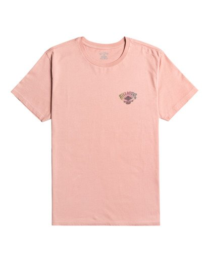 0 Heritage - Camiseta para Hombre Rosa Z1SS55BIF1 Billabong