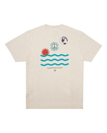2 Dawn - Camiseta para Hombre Azul Z1SS69BIF1 Billabong