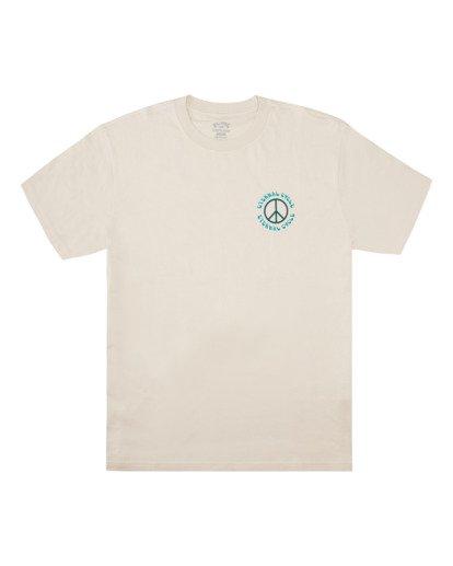 1 Dawn - Camiseta para Hombre Azul Z1SS69BIF1 Billabong