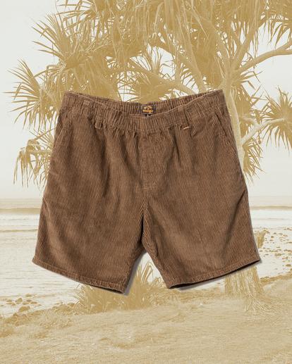 Wrangler Bowie Layback - Corduroy Shorts for Men  Z1WK50BIF1