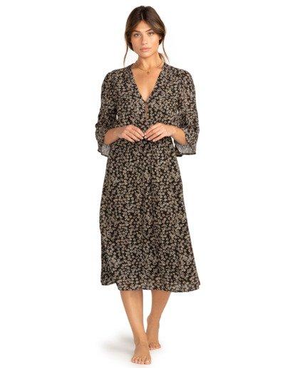 2 Dream - Dress for Women Black Z3DR09BIF1 Billabong