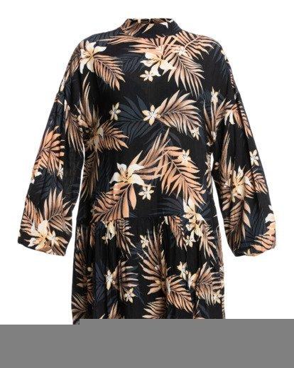 5 Happy Mind - Robe pour Femme Noir Z3DR16BIF1 Billabong