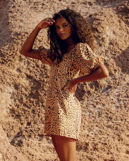 0 Paradise Mini - Robe pour Femme Multicouleurs Z3DR23BIF1 Billabong