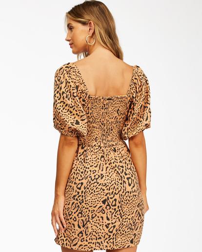 3 Paradise Mini - Robe pour Femme Multicouleurs Z3DR23BIF1 Billabong