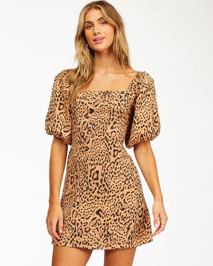 1 Paradise Mini - Robe pour Femme Multicouleurs Z3DR23BIF1 Billabong
