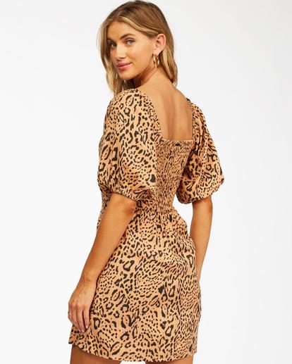 2 Paradise Mini - Robe pour Femme Multicouleurs Z3DR23BIF1 Billabong