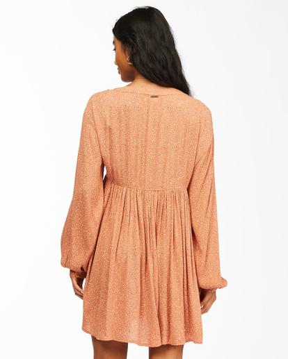 2 On The Way - Robe pour Femme Beige Z3DR25BIF1 Billabong
