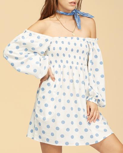 5 Wrangler Bellflower - Dress for Women White Z3DR28BIF1 Billabong