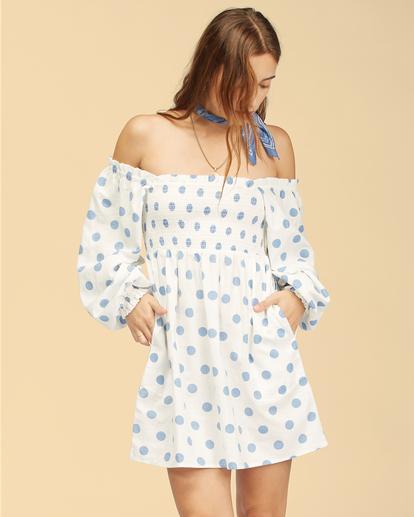 1 Wrangler Bellflower - Dress for Women White Z3DR28BIF1 Billabong