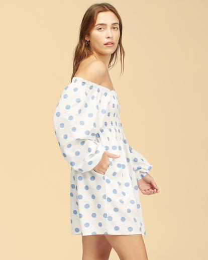 2 Wrangler Bellflower - Dress for Women White Z3DR28BIF1 Billabong