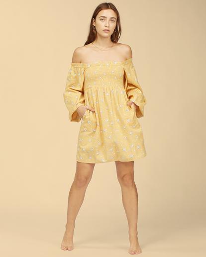 2 Wrangler Bellflower - Robe pour Femme Jaune Z3DR28BIF1 Billabong