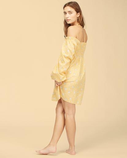 3 Wrangler Bellflower - Robe pour Femme Jaune Z3DR28BIF1 Billabong