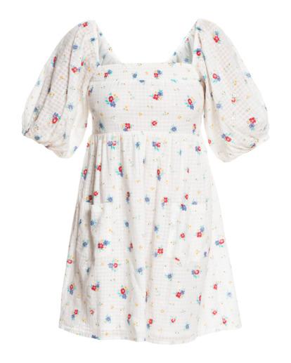 10 Wrangler Forget Me Not - Robe pour Femme Blanc Z3DR32BIF1 Billabong